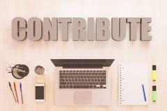 contribute vektor abbildung
