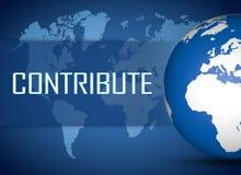 contribute royalty-vrije illustratie