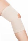 Contributo ortopedico al ginocchio Fotografia Stock Libera da Diritti