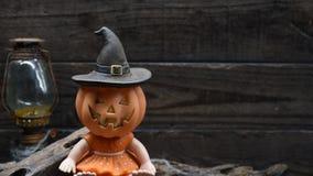 contro i blocchi Halloween completo ha frequentato la scena della zucca della luna della casa