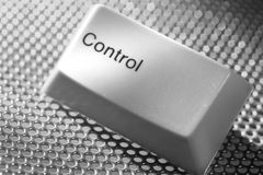 Control Fotografía de archivo