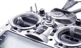 Control aeromodelling Stock Image