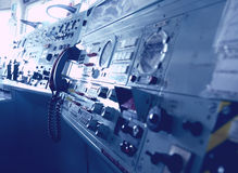 Control board Stock Image