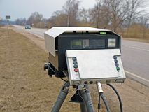 Control de velocidad 3 Fotografía de archivo
