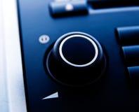Control de volumen Fotos de archivo libres de regalías