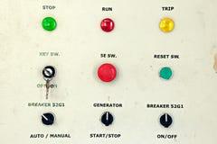 Control del dial Imagen de archivo libre de regalías
