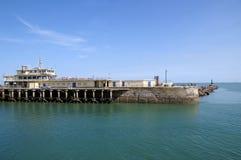 Control del puerto de Ramsgate Imagen de archivo