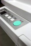 Control del telclado numérico Imagen de archivo libre de regalías