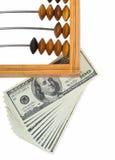 Control fiscal Imágenes de archivo libres de regalías