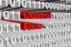 Control flow Royalty Free Stock Photo
