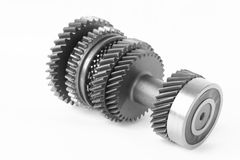 Control gear Stock Images