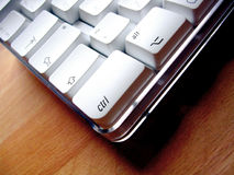 Control on a keyboard Stock Photography