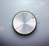 Control knob Stock Photo