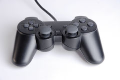 Control Pad. Video game controller on white background Stock Photo