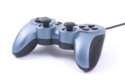 Control pad for games Stock Photography