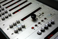 Control panel royalty free stock photos