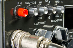Control panel Stock Images