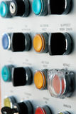 Control panel Stock Photography