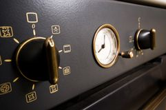 The control panel. Royalty Free Stock Photography
