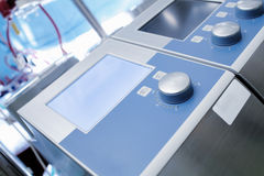 Control panel of the device Royalty Free Stock Photo
