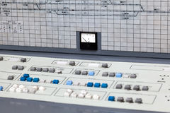 The control panel Stock Images