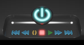 Control Panel - Stop Stock Photography
