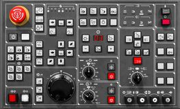 Control panel texture Royalty Free Stock Photos