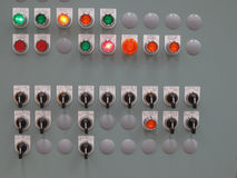 Control panels Stock Photography
