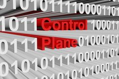 Control plane Royalty Free Stock Photos