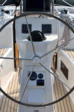 Control Platform Of Yacht Stock Images