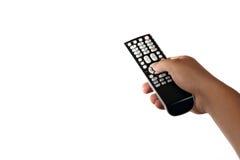 control remote tv Στοκ Εικόνες