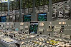 Control room Royalty Free Stock Photography