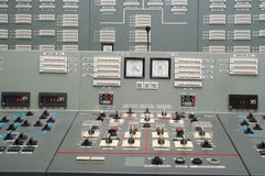Control room Royalty Free Stock Photo