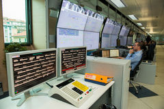 Control Room Stock Images