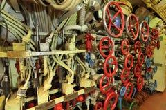 Control submarine Stock Photo