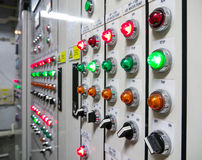 Control Switch Royalty Free Stock Photo