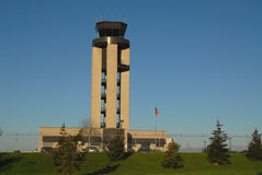 Control tower Stock Photo