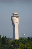 Control Tower 3. Control tower at international airport Stock Images