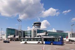 Control Tower at Frankfurt Main Airport Stock Images