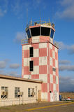 Control Tower Tustin MCAS Royalty Free Stock Images