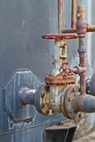 Control valve Stock Photography