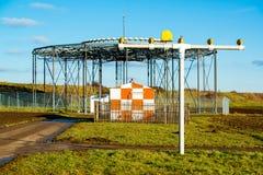 Controlador aéreo Fotografia de Stock
