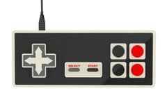 Controlador abstrato retro do jogo Foto de Stock Royalty Free