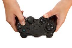 Controlador de console do jogo Imagem de Stock