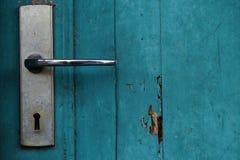Controlador de la puerta Imagen de archivo libre de regalías