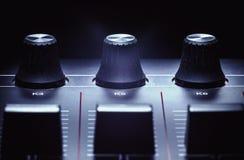 Controlador Details de Midi Imagens de Stock Royalty Free