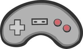 Controlador do jogo video Fotos de Stock Royalty Free