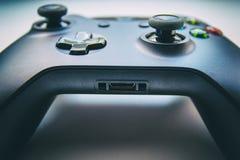 Controlador do jogo - vista dianteira Imagem de Stock Royalty Free