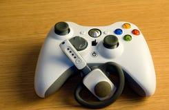 Controlador do videogame Fotos de Stock Royalty Free