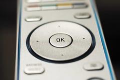 Controlador remoto Foto de Stock